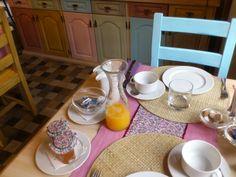 Desayuno en El Mirador. Nos gusta cuidar los detalles...