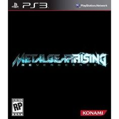 Metal Gear Rising Revengeance: Disclosure: affiliate link