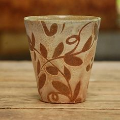 MK22 Drinking Cup by klinepottery on Etsy, $36.00
