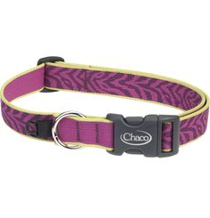 My dog must have this Chaco dog collar.  Durable and cute just like their shoes!