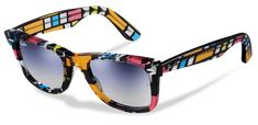 Ray Ban [La Boca inspired limited edition Wayferer]