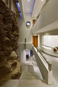 Veronica beach house Peru contemporary beach house