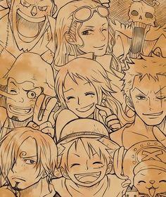 Mugiwaras :) One Piece Équipage, Watch One Piece, One Piece Comic, 0ne Piece, One Piece Luffy, One Piece Anime, Anime One, Me Me Me Anime, Anime Manga