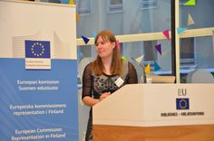 Tampereen yliopiston väitöskirjatutkija Heta Heiskanen jalkautui Käsivarren paliskunnan porosaamelaisten pariin pitämään oikeusapuklinikkaa. Hän on myös herättänyt yhteiskunnallista keskustelua ympäristösovittelun roolista.