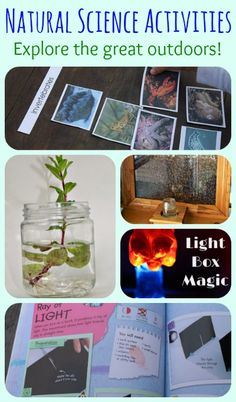 Natural Science Activities for Kids via True Aim Education