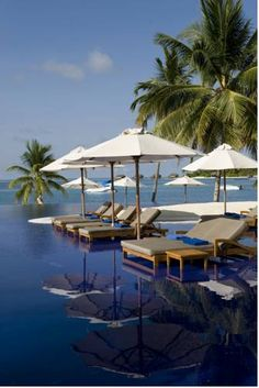 Voted Best Hotel in the world! #Conrad #Maldives #RangaliIsland...