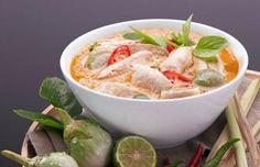 Thai Coconut Turkey Soup Recipe - Granny's Poultry