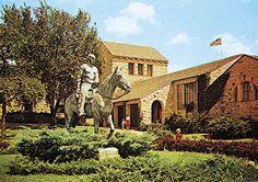 Will Rogers Memorial, Claremore, Okla.
