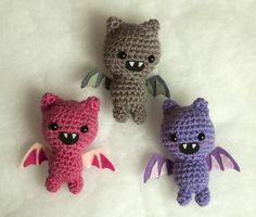 kawaii bats by pirateluv.deviantart.com on @deviantART