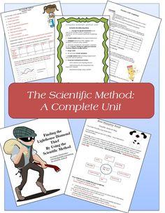 scientific method reading comprehension passage reading