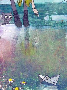 Whimsical Kids Illustrations by Christina Tsevis