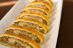 Homemade Nut Rolls - An old family recipe that shows up for every holiday! | browneyedbaker.com