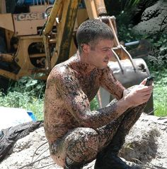 Naked men Dirty hot