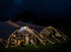 Fairy lights framing your Stretch Tent . Home Stretch, Marquee Lights, Tent Wedding, Festival Wedding, Fairy Lights, Getting Married, Wild Flowers, Stretches, 40th Birthday
