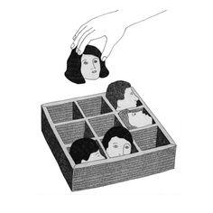 Diagnostiquer les troubles mentaux, Nytimes / Marion Fayolle