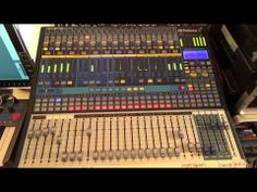 5aint on recording Steve Dodds with the ADL 700, ADL 600, StudioLive, and Studio One!