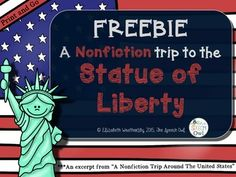 This freebie is an excerpt from Nonfiction Passages for American Symbols: Comprehension, Vocabulary, and More! Leveled Reading Passages, Reading Comprehension, Comprehension Questions, Nonfiction Text Features, 2nd Grade Writing, Teaching Literature, Study History, Speech And Language, Language Arts