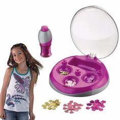 My Style Glitter Locks Multikids - R$ 39,99 no MercadoLivre