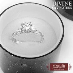 Divine Solitaire Co-Branding with Mahabir Danwar Jewellers