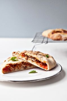 Calzone  I'm way to hungry right now. Just incase no one could tell.