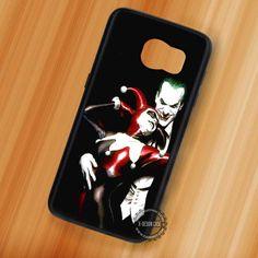 Mr & Mrs Joker Harley Quinn - Samsung Galaxy S7 S6 S5 Note 7 Cases & Covers