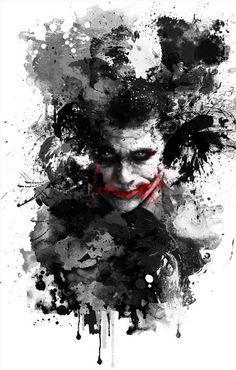 150 Joker - Batman The Dark Knight Movie Poster Le Joker Batman, Batman Joker Wallpaper, Joker Iphone Wallpaper, Der Joker, Joker Heath, Joker Wallpapers, Joker Art, Dark Wallpaper, Joker And Harley Quinn