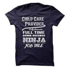 Ninja Child Care Provider T-Shirt T Shirt, Hoodie, Sweatshirt