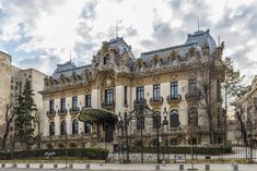 25 Best Things to Do in Bucharest (Romania) - The Crazy Tourist Stuff To Do, Things To Do, Little Paris, Bucharest Romania, Glass Facades, Next Holiday, Beautiful Places In The World, National Museum, Barcelona Cathedral