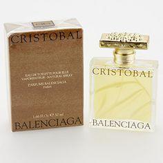 Balenciaga Cristobal Women Pour Elle Eau De Toilette Spray 50ml ** Continue to the product at the image link.