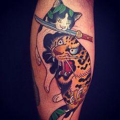 Tattoo Culture Magazine, Tattoo by Horitomo. @horitomo_stateofgrace...