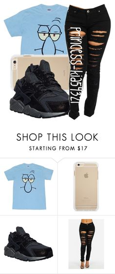 """""""*"""" by princess-kia54321 ❤ liked on Polyvore featuring NIKE"""