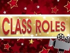 Hollywood Oscars Editable Jobs Display by FlapJack Educational Resources Star Themed Classroom, Primary Classroom, Classroom Themes, Title Card, Job Title, Hollywood Theme Classroom, Life Skills Classroom, School Themes, School Ideas