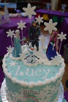 Vegan Frozen Birthday Cake #veganfrozenbirthdaycake