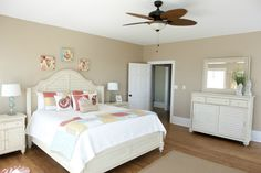 Bedroom Updates - beach style - bedroom - charleston - Sceltas Build + Consult