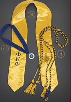 Kappa Delta Pi Graduation Regalia Kappa Delta Pi