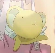 Kero Sakura, Cardcaptor Sakura, Clear Card, Manga Anime, Pikachu, Hello Kitty, Cartoon, My Favorite Things, Cards