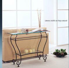 Mesa con cubierta de vidrio 06