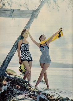 Vintage swimsuit ...