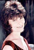 """The Celebrity Fiestaware Collector - Adrienne Barbeau: """"All of my collections are practical,"""" Adrienne Barbeau says with pride. """"You'll never catch me buying something just to stick in a hutch or curio cabinet. It has to be useful."""" And she's not kidding. The Fiestaware is used as everyday dinnerware at her home outside Los Angeles 