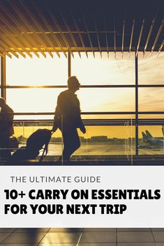 Our ultimate guide on carry on essentials for long haul flights! Come check out our must have beauty, flying, and travel hacks at Love, Gawria blog, and learn how to pack like a pro!   | packing | Travel tips | organization | flying | abroad |