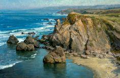 The Headlands by Clyde Aspevig