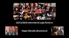 13/11 Intervista di Luigi Farina a Peppe Merolla per Musica con Gusto 2.0