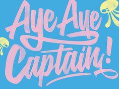 Spongebob Squarepants Typography | Fonts Inspirations | The Design Inspiration