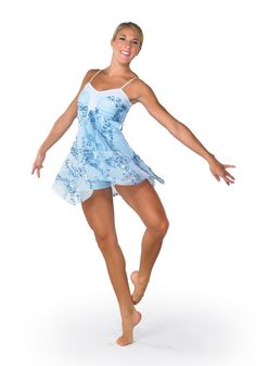 A Wish Come True - 13141 - Footprints Dance Costumes Lyrical, Lyrical Dance, Cheer Outfits, Dance Outfits, Ballet, Mom Costumes, Contemporary Dance Costumes, Dance Dreams, Dance Poses