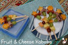 Fun school lunch idea for kids!