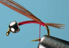 Fly Tying Vises, Rainbow Warrior, Fly Tying Patterns, Fly Fishing, Fishing Tips, Pearls, Box, Nymphs, River