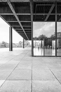 Fabio Candido, Ludwig Mies van der Rohe · Neue Nationalgalerie ·