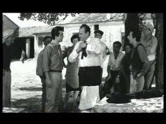 Ελληνική ταινία - Τέσσερις νύφες και ένας γαμπρός Ετος παραγωγής:1958 Είδος ταινίας:Κωμωδία Διάρκεια: 91 λεπτά Σκηνοθεσία: Τζανής Αλιφέρης Σενάριο: Τζανής Αλ...