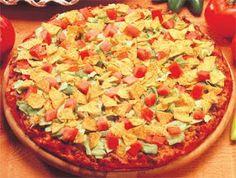 Cracked Up Kitchen: Taco Pizza