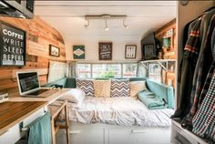 Wood Lovers Rejoice - Restored Vintage Motel Camper In Austin, Texas